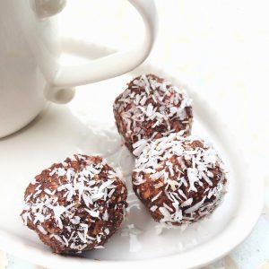 לא רק לילדים: מתכון לכדורי שוקולד שכולם אוהבים