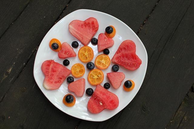 פלטת פירות לחורף בהכנה ביתית